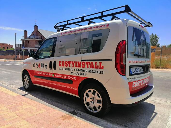 furgoneta costyinstall